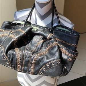 Cole Haan Leather Hobo